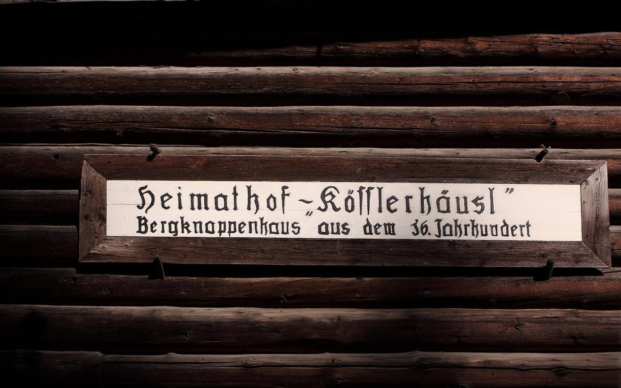 Großarl, ksslerhusl_14www.grossarltal.info