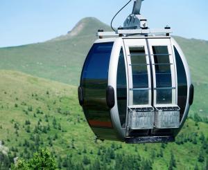 Symbol image gondola lift