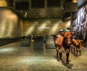 Nationalpark Zentrum in Mittersill Ausstellungsraum