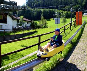 Summer toboggan run Keltenblitz