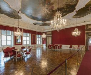 Prunkraum Domquartier Salzburg
