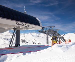 Senderbahn Liftstation Gastein Angertal