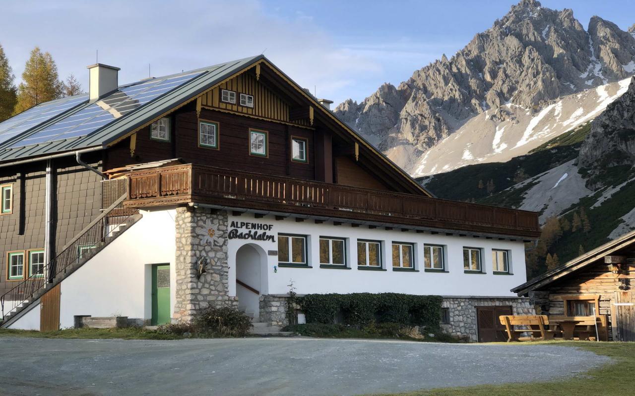 Alpenhof Bachlalm