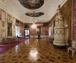 State Room Residence Throne Room