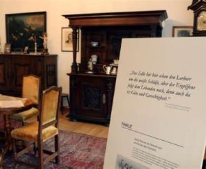Ausstellungsraum Georg Trakl Museum