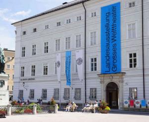 Die neue Residenz Salzburg