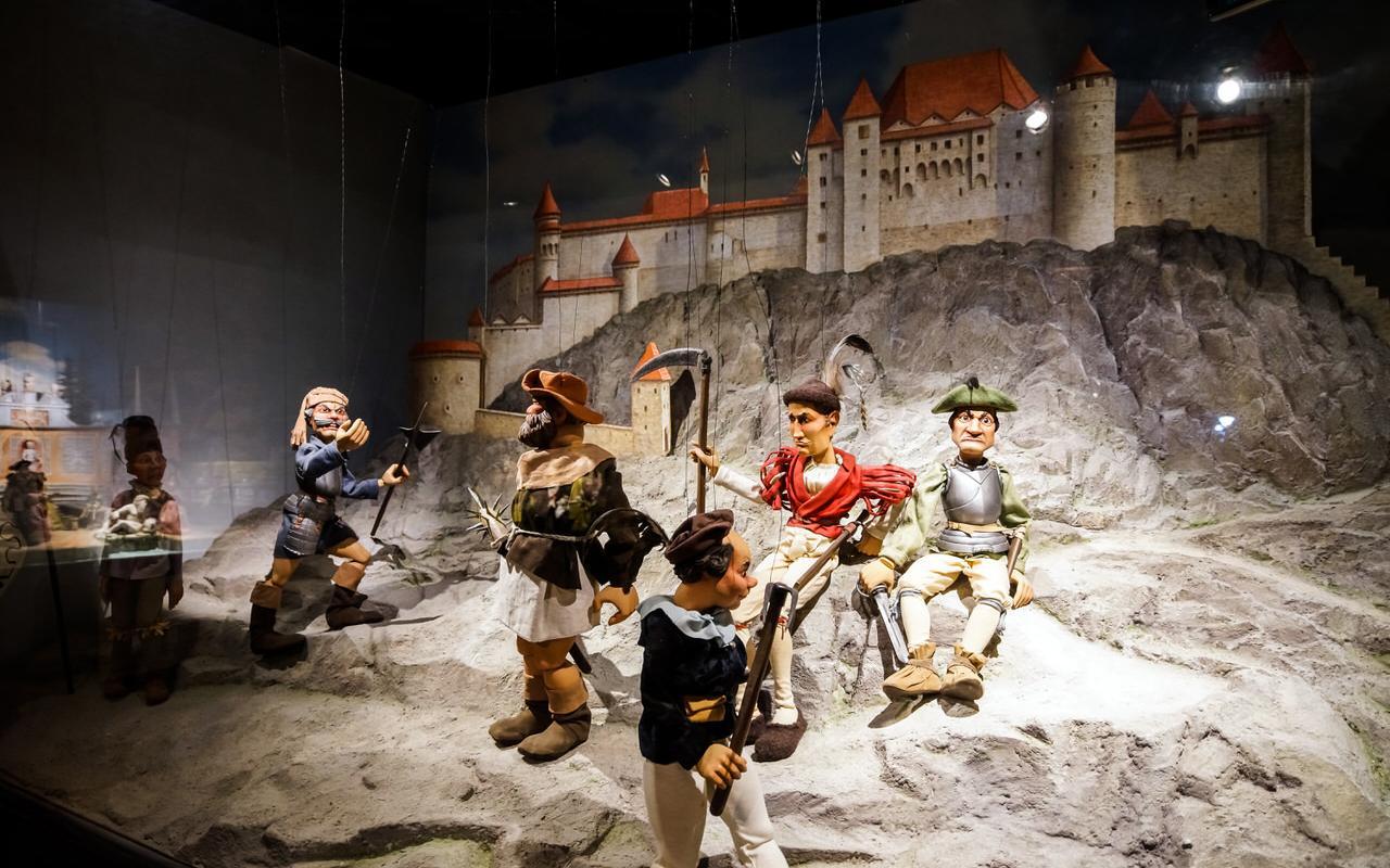 Marionettenmuseum Salzburg