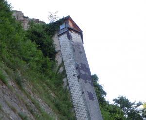 Moenchsberg lift
