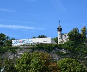 Museum of Modern Art on the Moenchsberg Salzburg