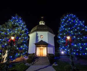 Stille Nacht Kapelle Oberndorf bei Salzburg