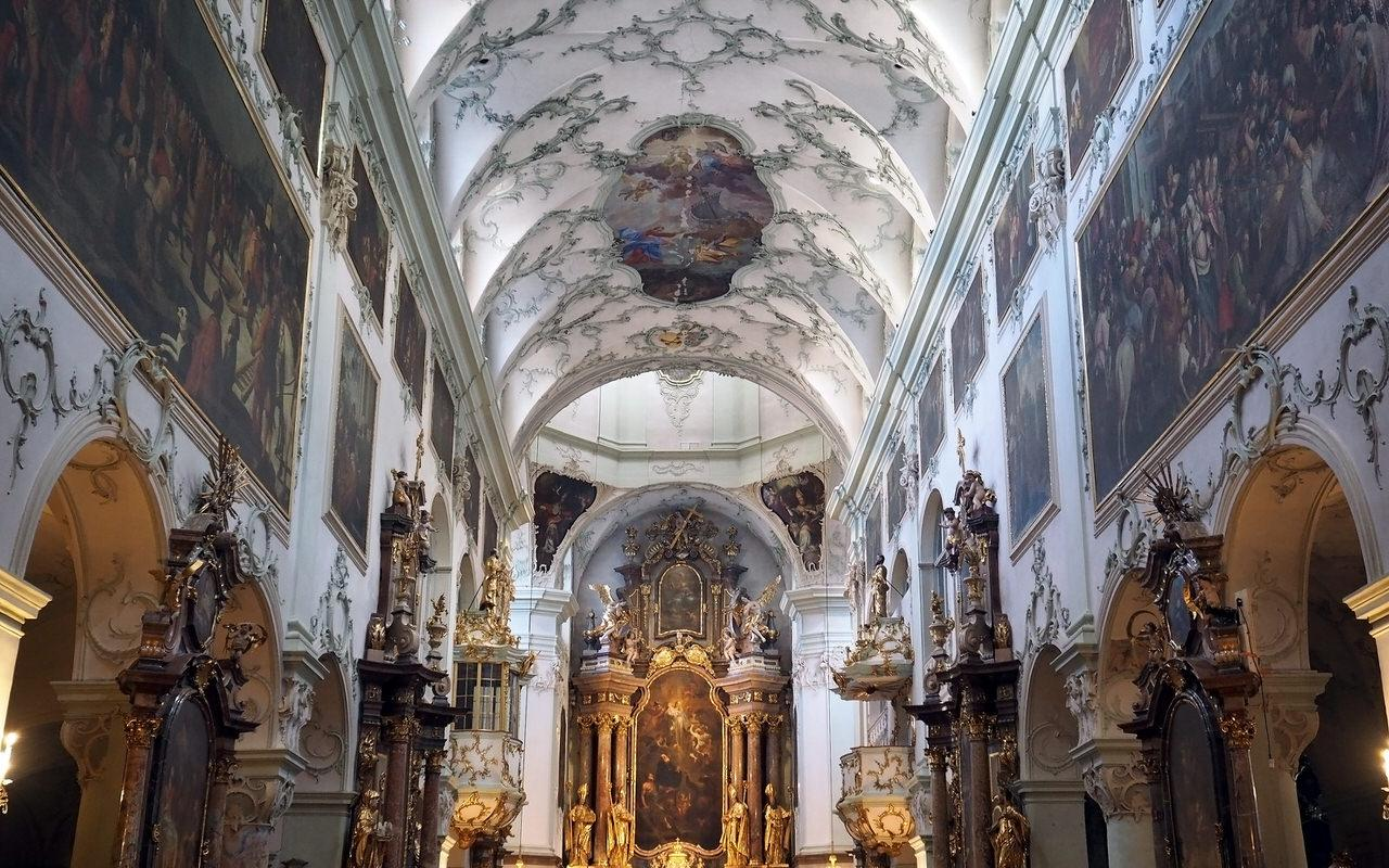 Church of Saint Peter Salzburg