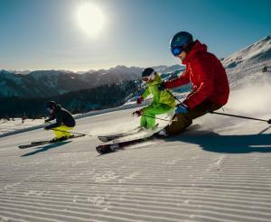 Enjoyable skiing in Flachau