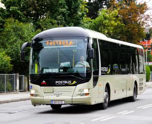 Postbus on the move