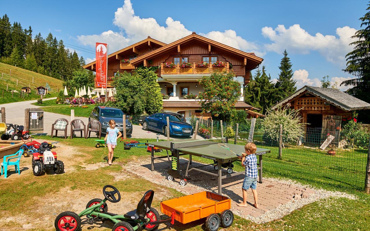 Kinderspielplatz beim Waldgasthof