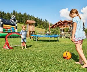 Spielwiese beim Waldgasthof