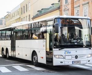 Bus in Salzburg