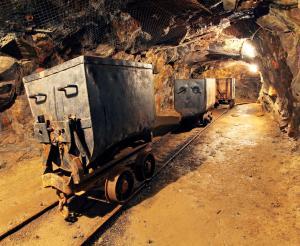 Copper mine Symbolic image