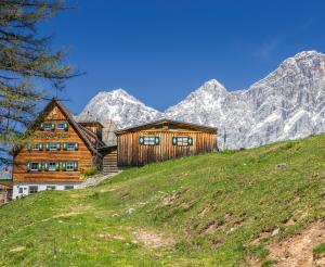 Austriahuette Ramsau am Dachstein