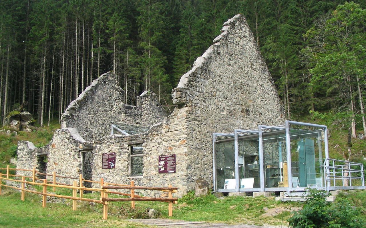 Nickel museum Schladming