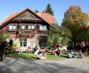 Der Reiterhof Brandstätter