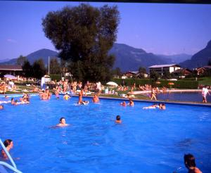 Outdoor pool St. Veit